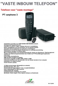 PT carphone 3