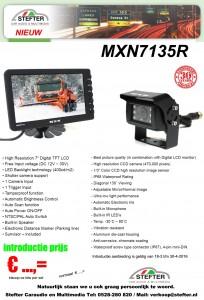 Cameraset MXN7135R wp