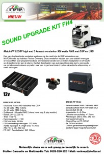Sound upgrade FH4 wp